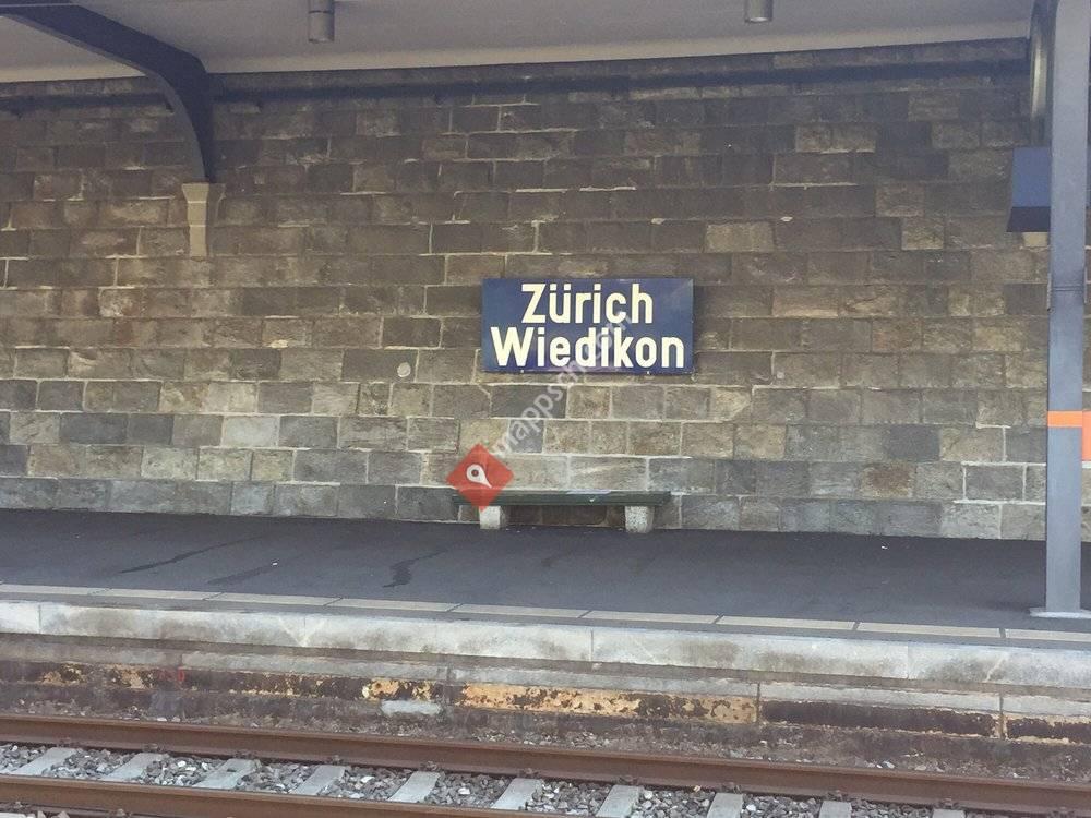 Bahnhof Zürich Wiedikon