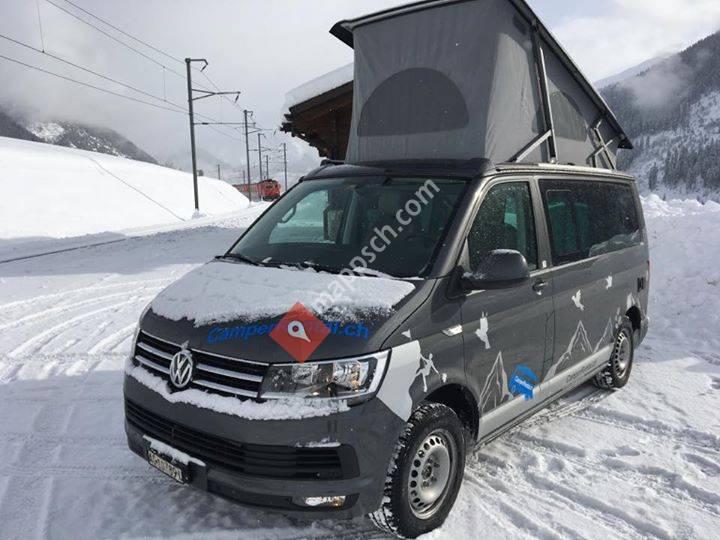 Camper Rental Switzerland