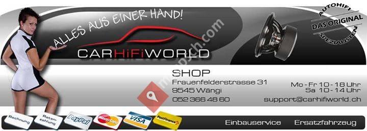 Carhifiworld GmbH