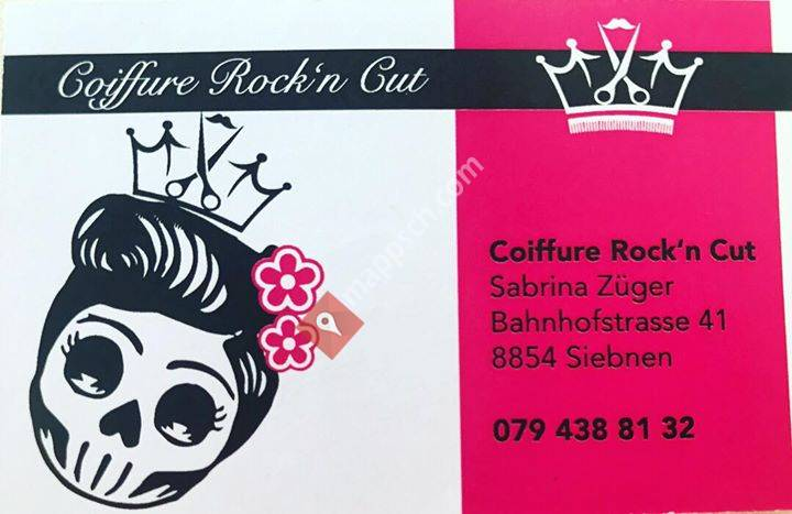 Coiffure Rock N Cut Wangen