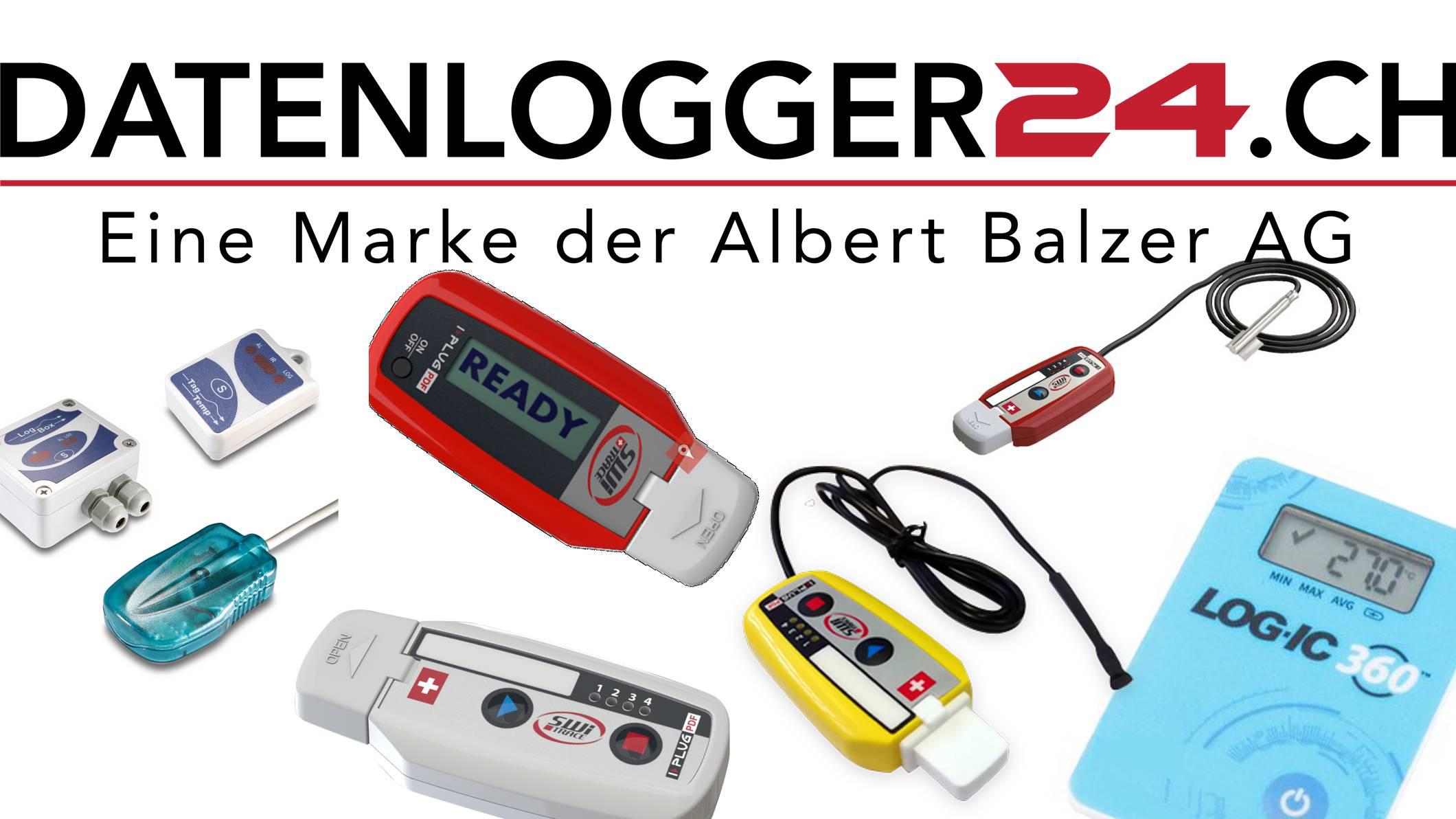 datenlogger24.ch, c/o Albert Balzer AG
