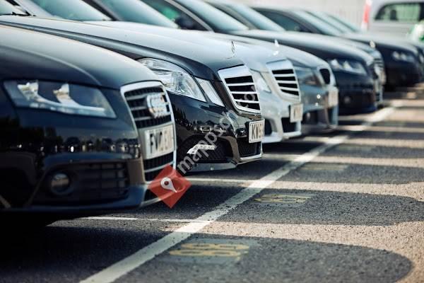 Europcar Autovermietung / Location de voiture / Car rental