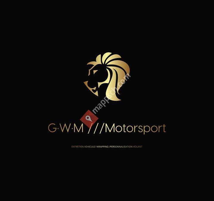 G•W•M ///Motorsport