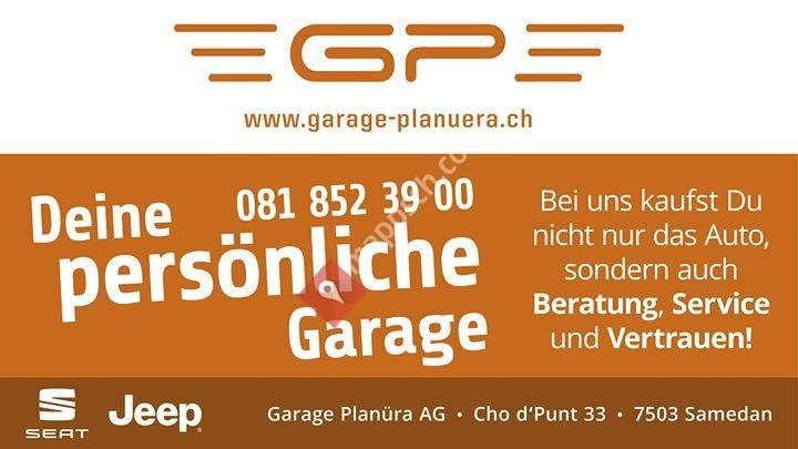 Garage Planüra AG - Deine persönliche Garage