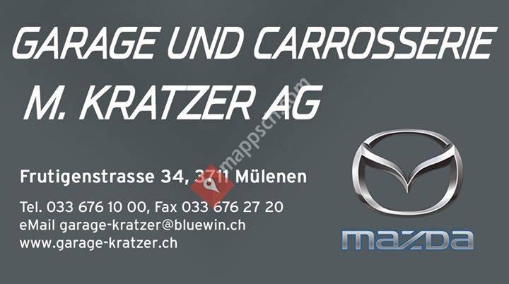 Garage und Carosserie M. Kratzer AG