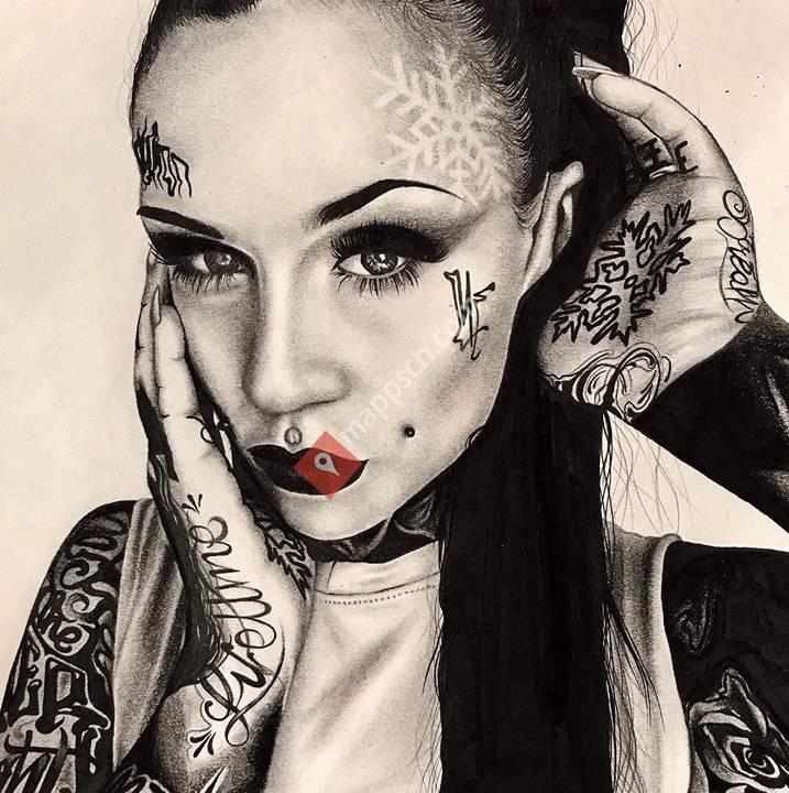 Kraftstoff Tattoo