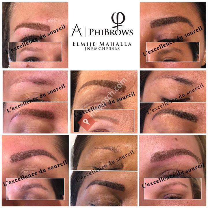 L'excellence du sourcil - microblading maquillage semi-permanent