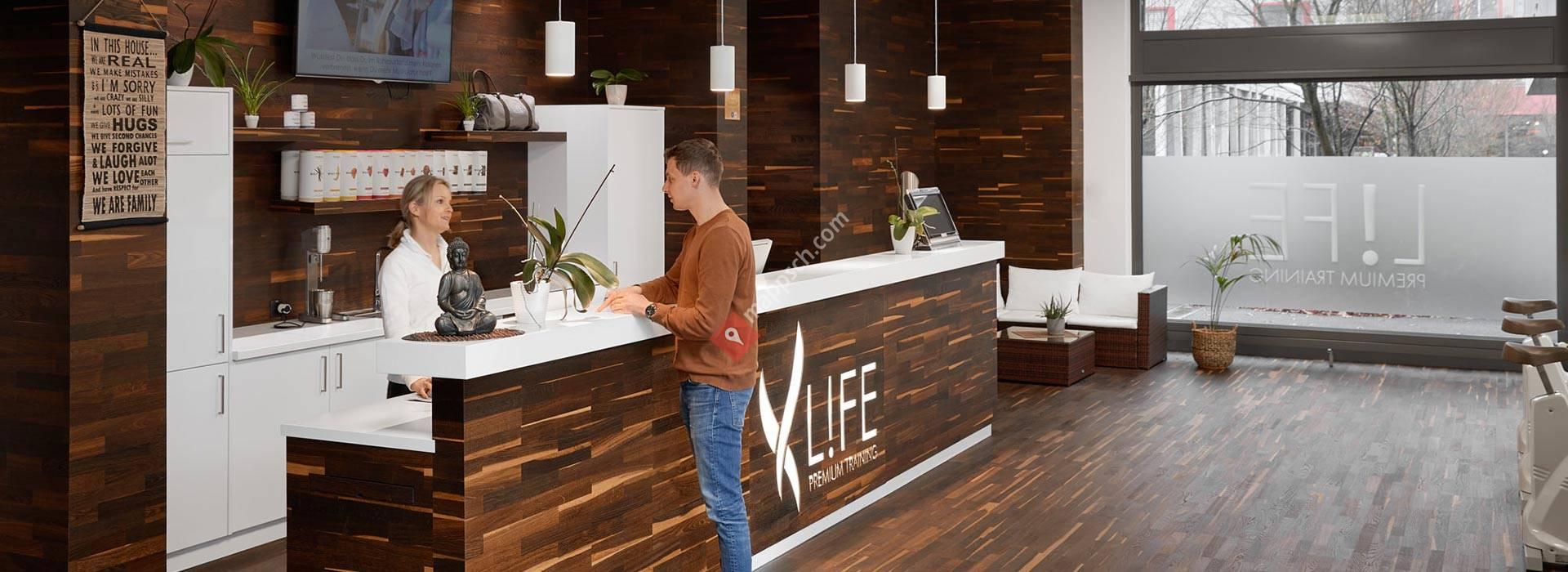 LIFE Swiss Health Club