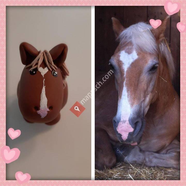 My Little Horse - Dein Pferd aus Fimo