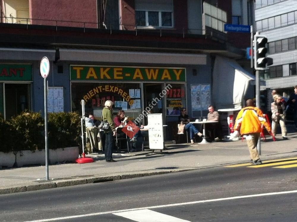 Orient-Express Pizza Take-Away