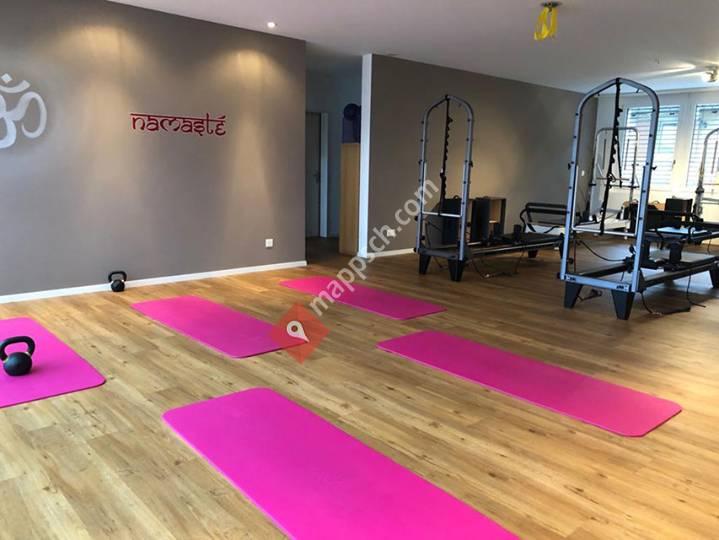 pilates yoga room