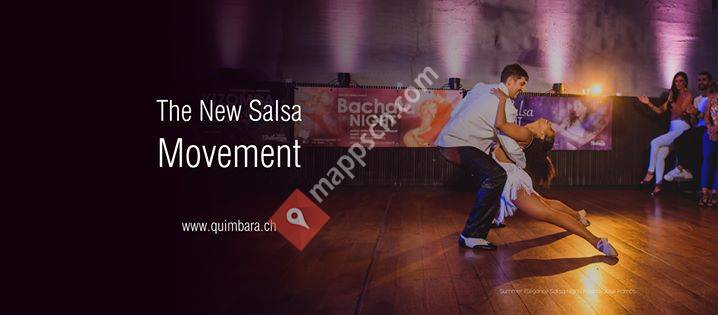 Quimbara - The New Salsa Movement