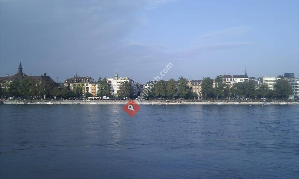 Rheinufer Kleinbasel