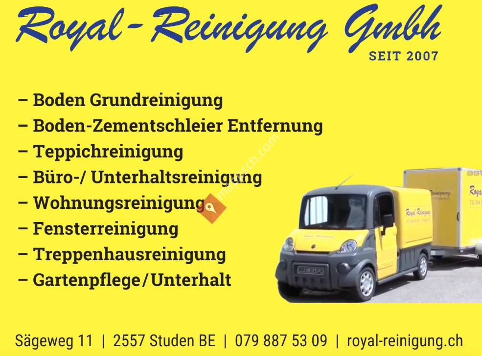 Royal-Reinigung GmbH