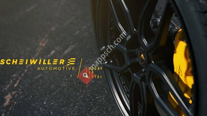 Scheiwiller Automotive Luxury Car Rental