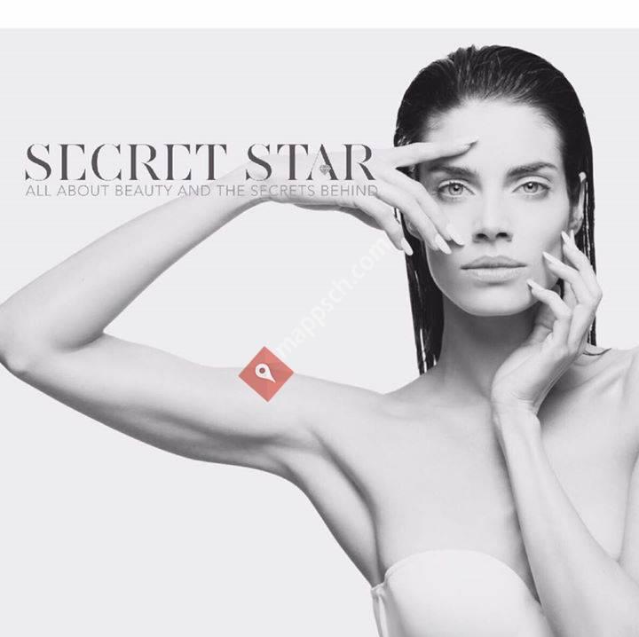 Secret Star by Krista Paulitti