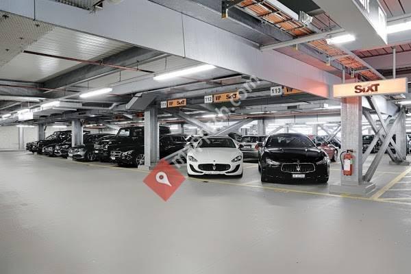Sixt Autovermietung Zürich Flughafen