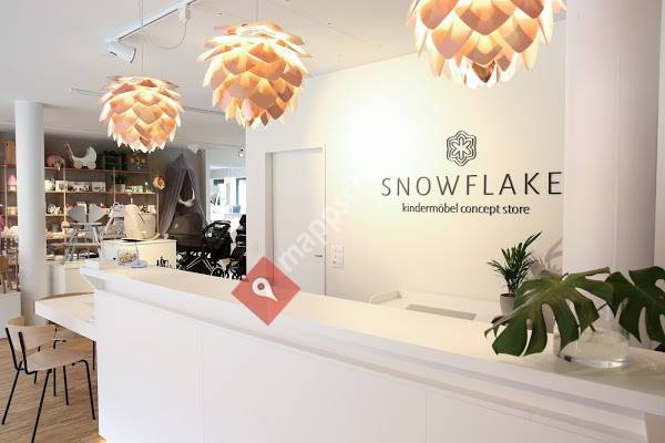 Snowflake Kindermoebel Concept Store Zürich