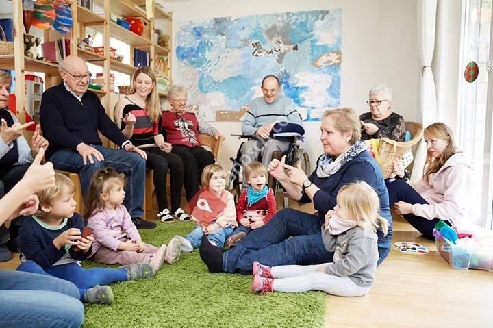 Tandem Tagesbetreuung für Kinder & Senioren in Bülach