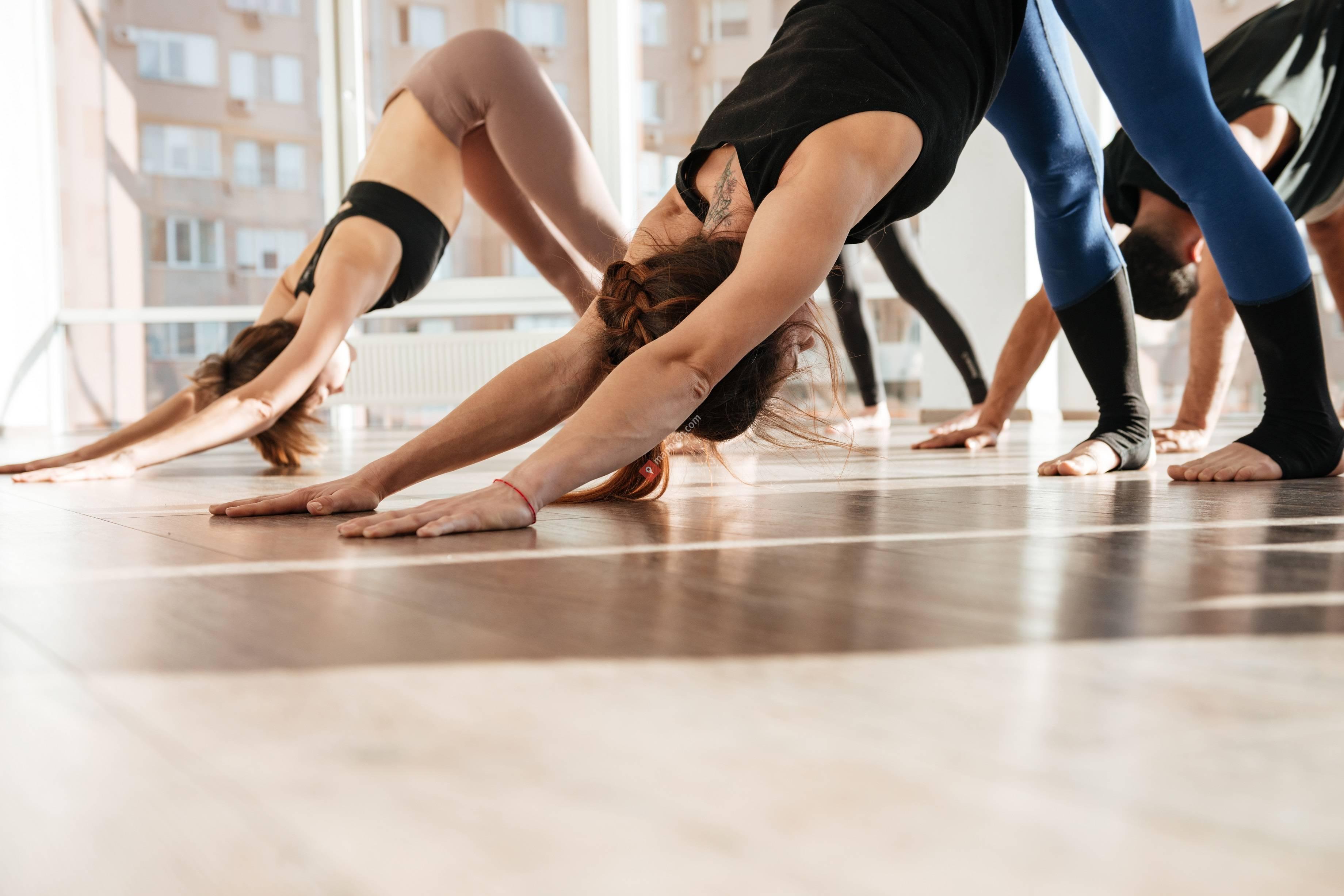 Tanz und Gymnastik