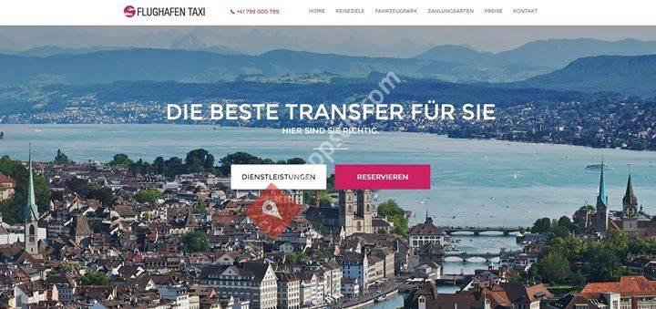 Taxi Swiss Flughafen