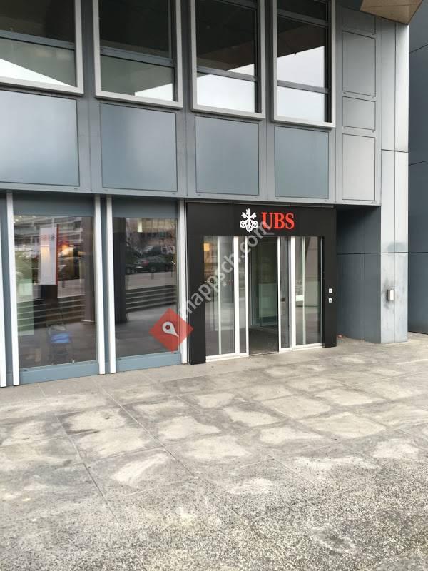 UBS Agence - Carouge