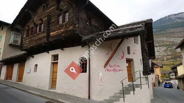 Walliser Reb-und Weinmuseum