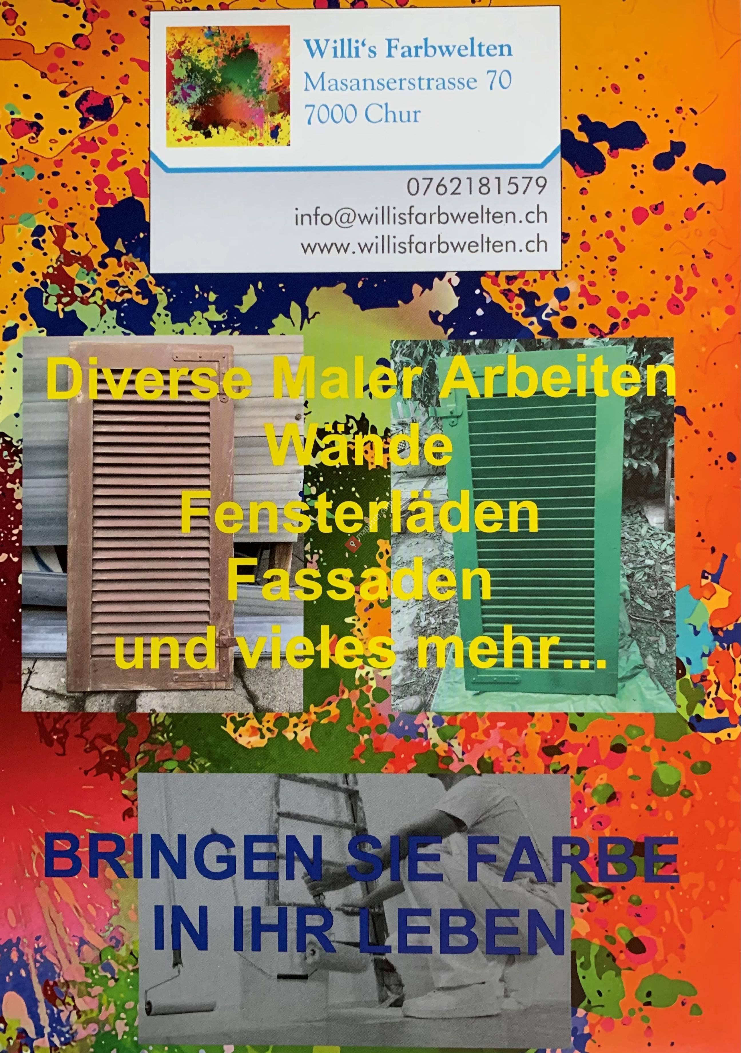 Willis Farbwelten